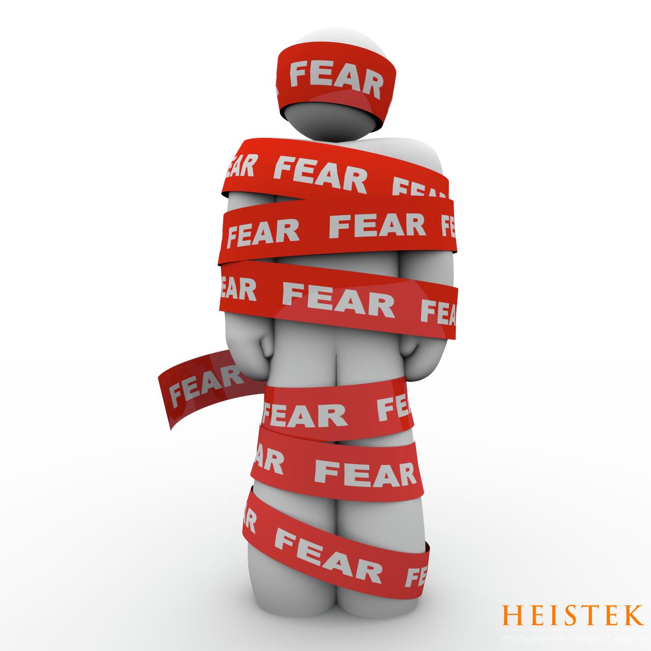 angst behandeling