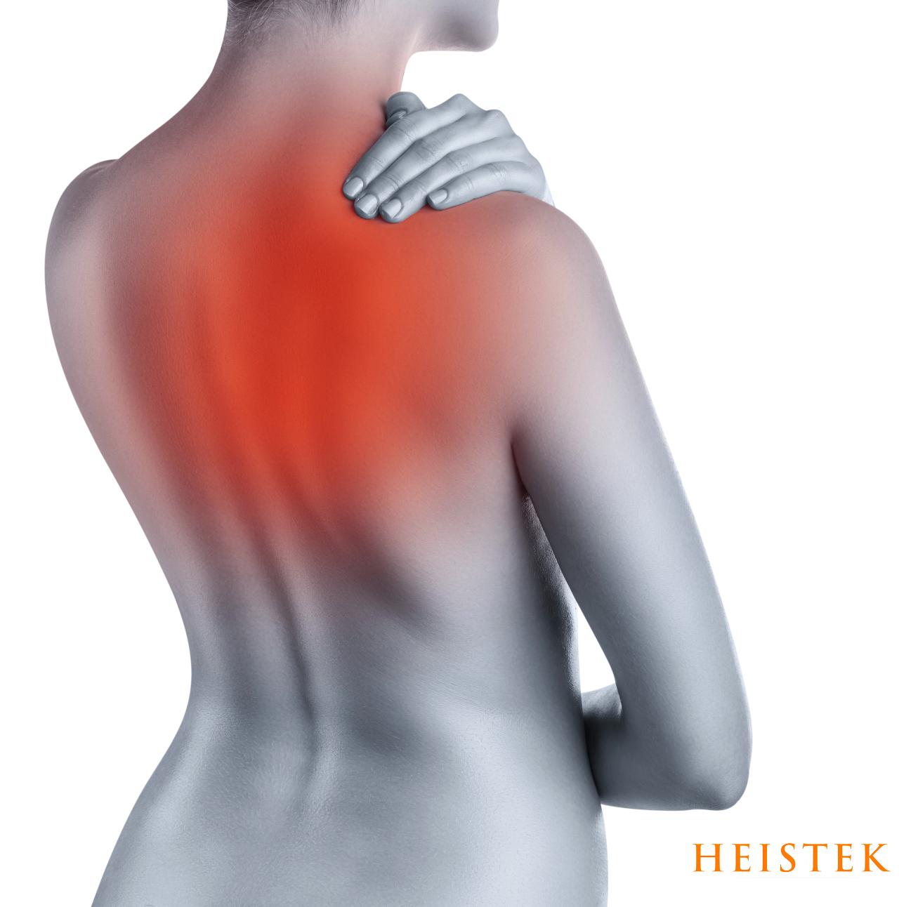 altijd pijn in nek en schouders